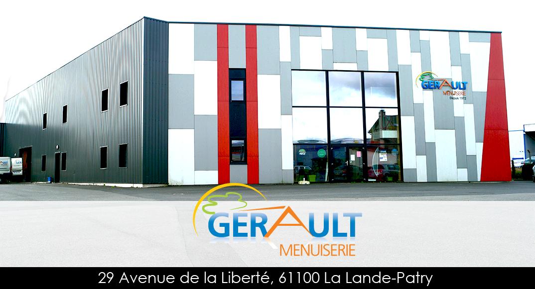 Entreprise Gerault Menuiserie